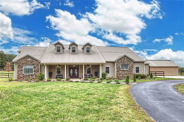 3960 Patterson Road, China Grove, NC 28023 (#3564877) :: High Performance Real Estate Advisors
