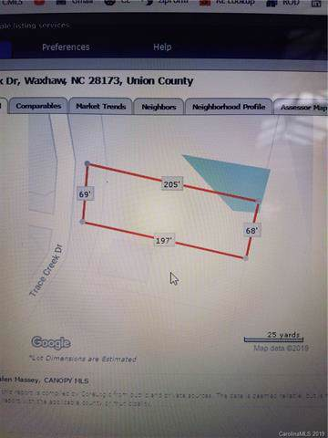 0000 Trace Creek Drive, Waxhaw, NC 28173 (#3564920) :: RE/MAX RESULTS