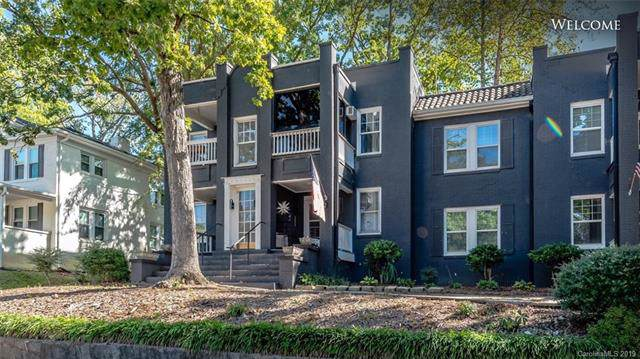 2133 Kirkwood Avenue #4, Charlotte, NC 28203 (#3564923) :: Ann Rudd Group