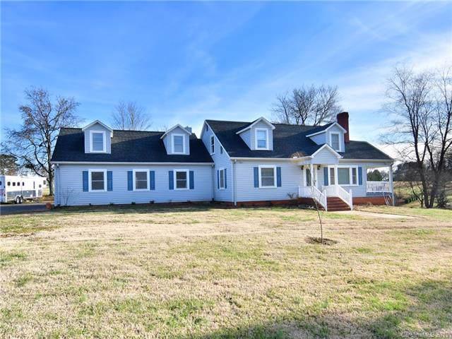 1176 Mocksville Highway, Statesville, NC 28625 (#3564994) :: Stephen Cooley Real Estate Group