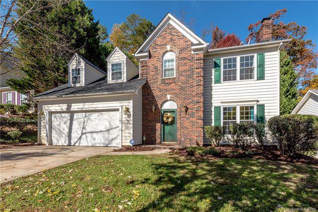 4426 Lenox Hill Place, Charlotte, NC 28269 (#3565022) :: Stephen Cooley Real Estate Group