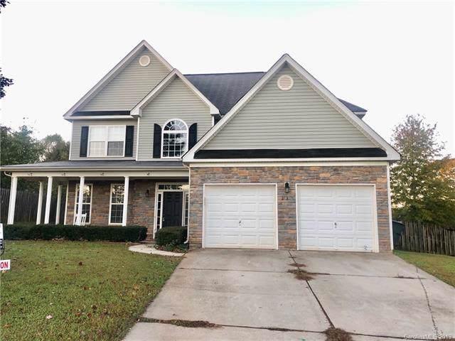 236 Glennallen Road, Mooresville, NC 28115 (MLS #3565250) :: RE/MAX Impact Realty