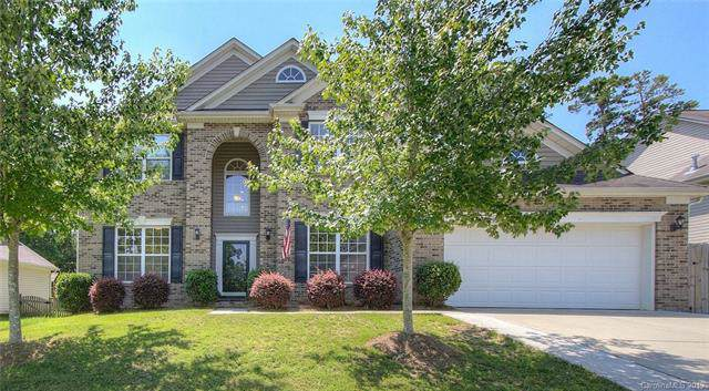 9005 Good Life Lane, Indian Trail, NC 28079 (#3565251) :: Stephen Cooley Real Estate Group