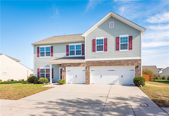 5334 Hackberry Lane SW, Concord, NC 28027 (#3565270) :: Team Honeycutt