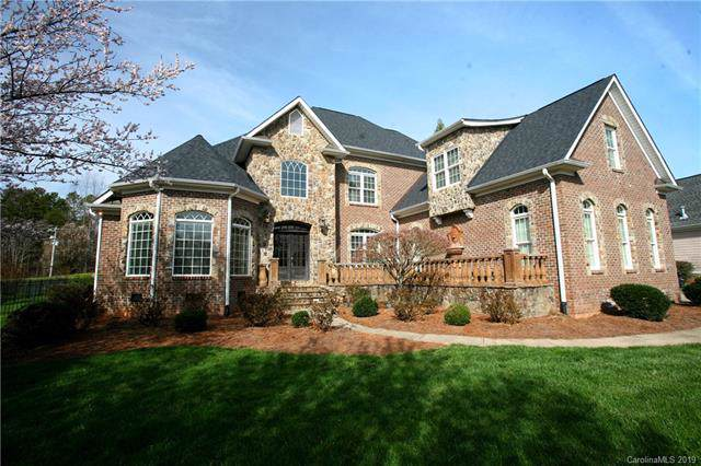 6671 Fox Ridge Circle, Davidson, NC 28036 (#3565279) :: Mossy Oak Properties Land and Luxury