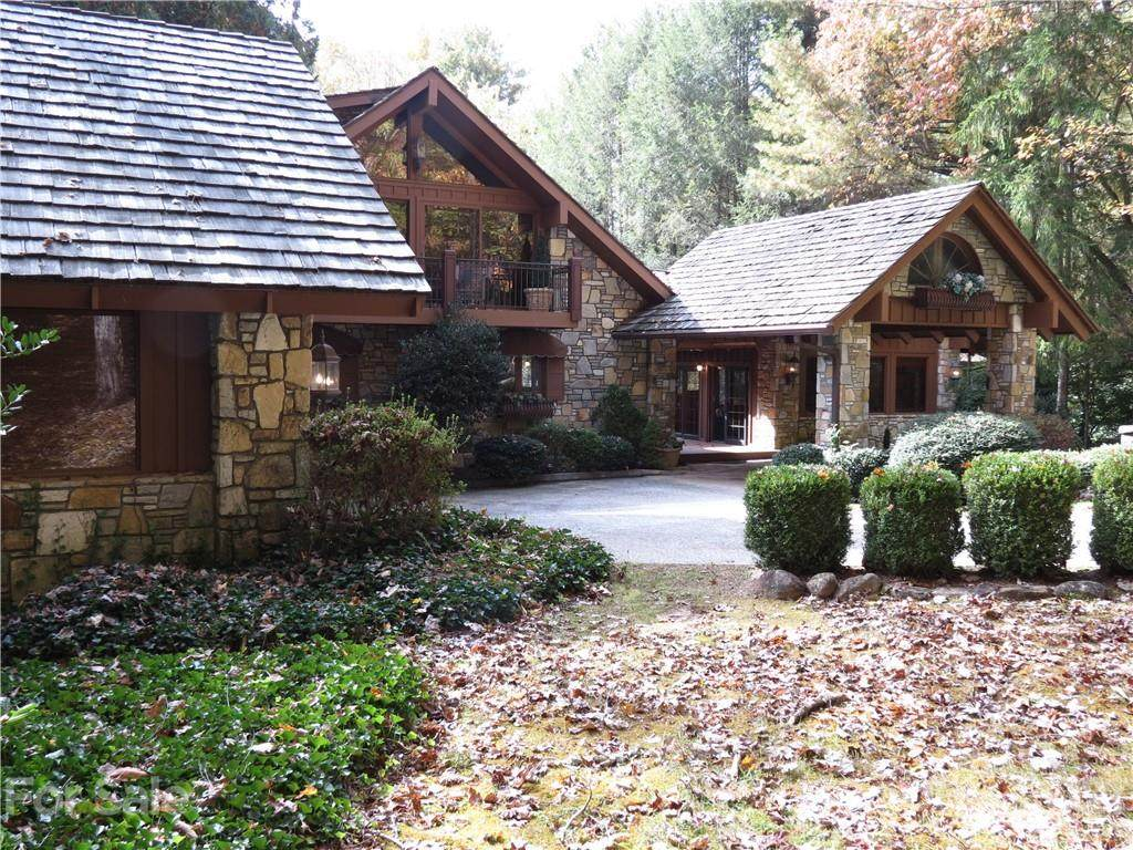 963 Cold Mountain Road Ex-2Rev, Lake Toxaway, NC 28747 (#3565298) :: LePage Johnson Realty Group, LLC