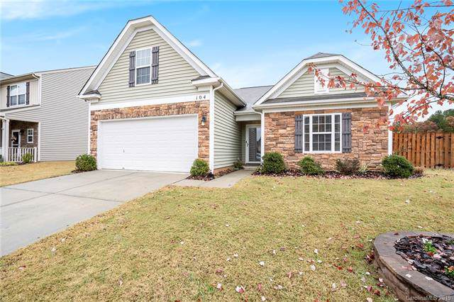 104 Tasman Drive, Mount Holly, NC 28120 (#3565335) :: Odell Realty