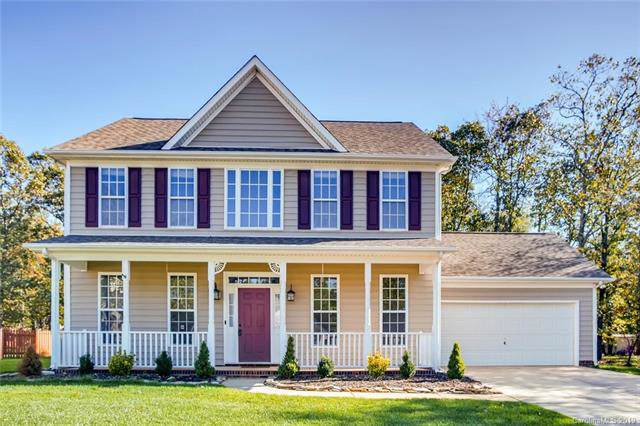 3810 Alden Street, Indian Trail, NC 28079 (#3565420) :: Rinehart Realty