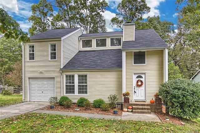 11114 Blue Heron Drive, Charlotte, NC 28226 (#3565439) :: Carlyle Properties
