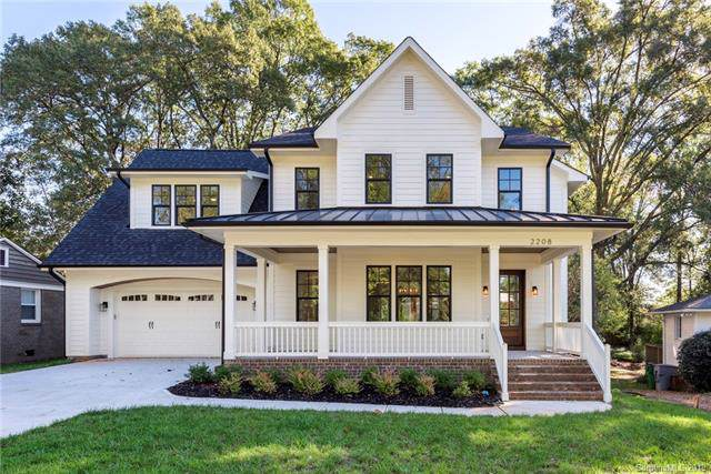 2208 Norcross Place, Charlotte, NC 28205 (#3565444) :: RE/MAX RESULTS