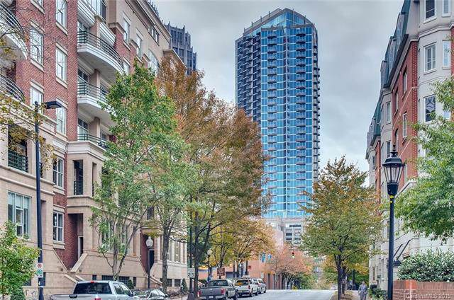 210 N Church Street #3209, Charlotte, NC 28202 (#3565460) :: Stephen Cooley Real Estate Group