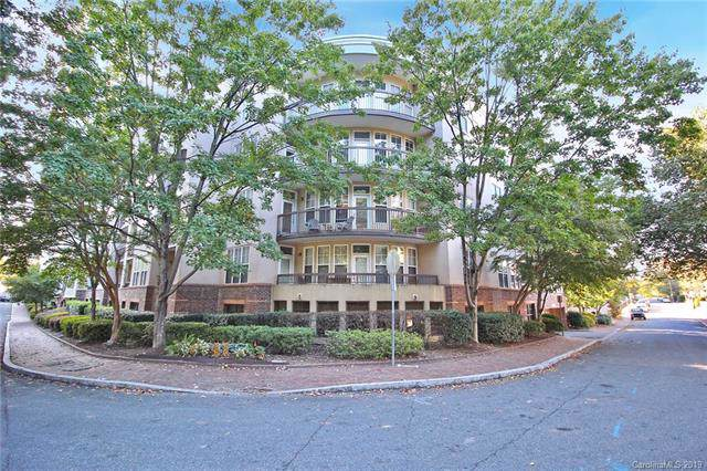 405 W 7th Street #417, Charlotte, NC 28202 (#3565474) :: LePage Johnson Realty Group, LLC