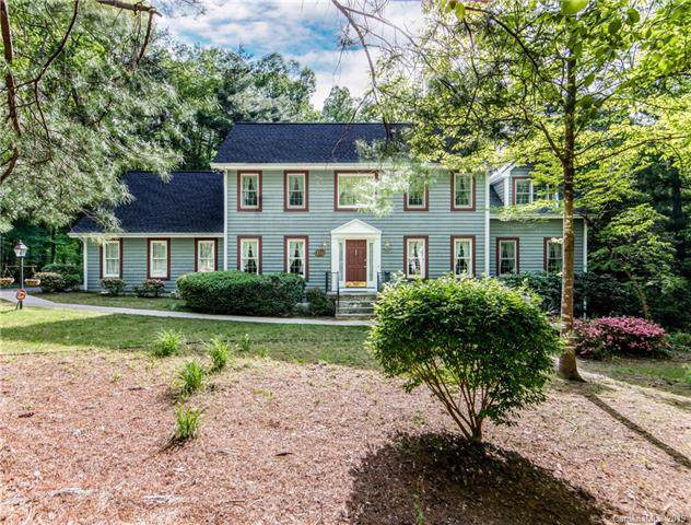 109 Sunningdale Drive, Flat Rock, NC 28731 (#3565480) :: Keller Williams Professionals