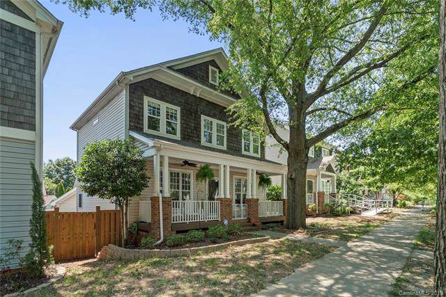 720 E 8th Street, Charlotte, NC 28202 (#3565527) :: Keller Williams South Park