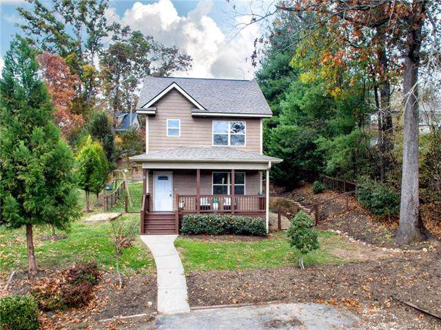16 Woodland Drive, Asheville, NC 28806 (#3565538) :: Charlotte Home Experts