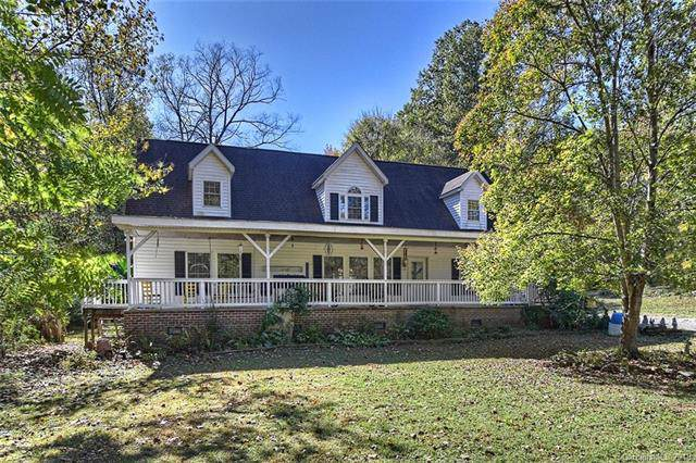 9621 Mini Ranch Road, Waxhaw, NC 28173 (#3565617) :: The Andy Bovender Team