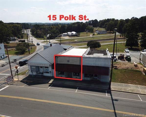 15 W Polk Street, Polkton, NC 28135 (#3565627) :: Carlyle Properties