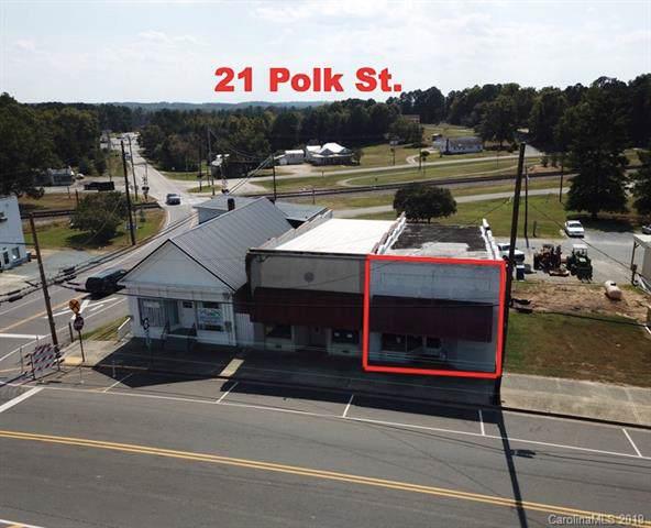 21 W Polk Street, Polkton, NC 28135 (#3565631) :: Carlyle Properties