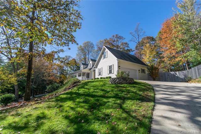 8 W Turkey Paw Trail, Hendersonville, NC 28739 (#3565655) :: Keller Williams Professionals