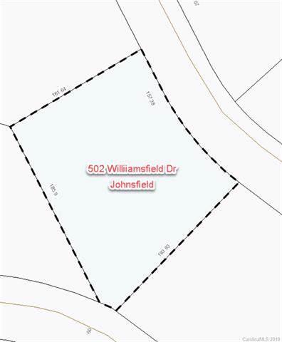 502 Williamsfield Drive, Shelby, NC 28150 (#3565663) :: Rinehart Realty