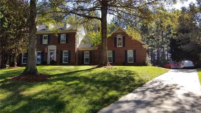 2910 Seton Drive, Matthews, NC 28105 (#3565750) :: Charlotte Home Experts