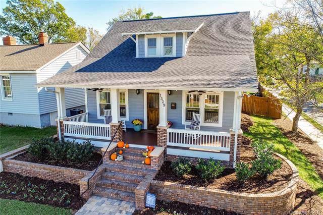 1529 Merriman Avenue, Charlotte, NC 28203 (#3565789) :: LePage Johnson Realty Group, LLC
