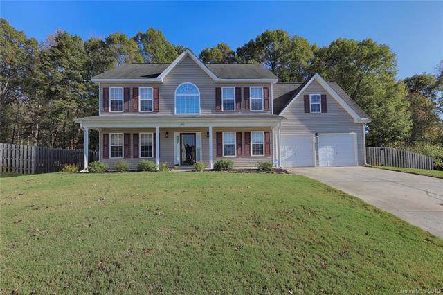 242 Bluffton Road, Mooresville, NC 28115 (#3565869) :: LePage Johnson Realty Group, LLC