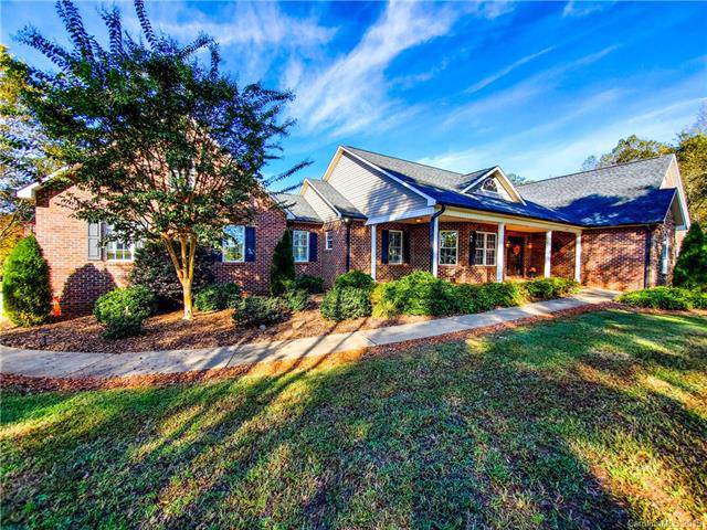 221 Cedar Grove Church Road, Vale, NC 28168 (#3566105) :: Miller Realty Group