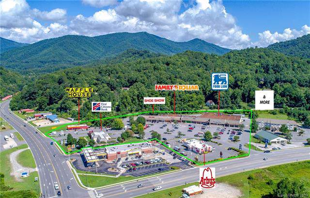 16 Cherokee Crossing Road, Cherokee, NC 28719 (#3566179) :: MOVE Asheville Realty