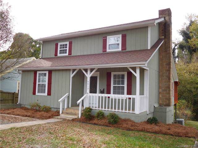4412 Commonwealth Avenue, Charlotte, NC 28205 (#3566200) :: High Performance Real Estate Advisors