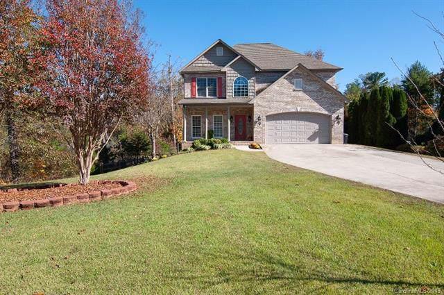 4736 Crystal Falls Avenue, Hickory, NC 28601 (#3566298) :: Exit Realty Vistas