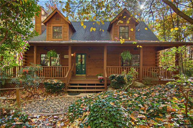 55 Grier Court, Saluda, NC 28773 (#3566324) :: LePage Johnson Realty Group, LLC