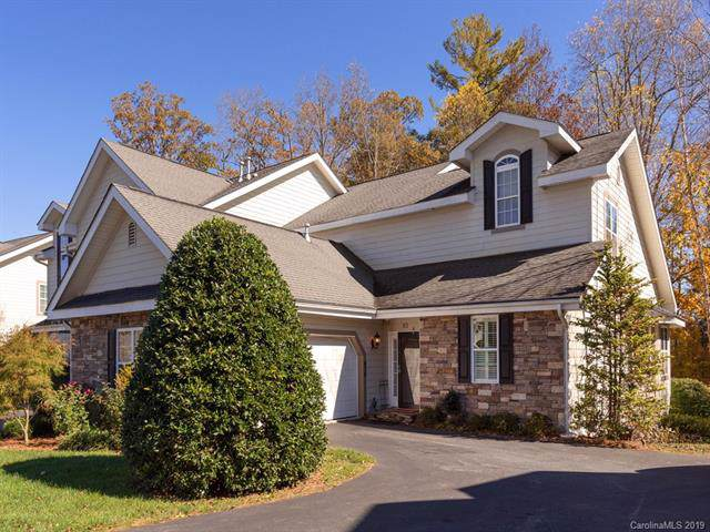 83 Towne Place Drive, Hendersonville, NC 28792 (#3566333) :: Robert Greene Real Estate, Inc.