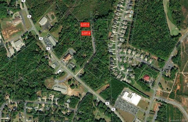 Lot 4 Ron Howard Lane, Denver, NC 28037 (#3566357) :: Cloninger Properties