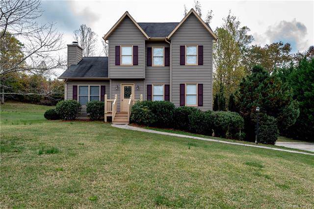 5345 Winding Oak Drive, Hickory, NC 28602 (#3566442) :: RE/MAX RESULTS