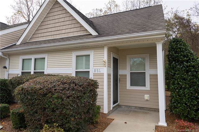 881 Valiant Drive #48, Statesville, NC 28677 (#3566478) :: Keller Williams South Park