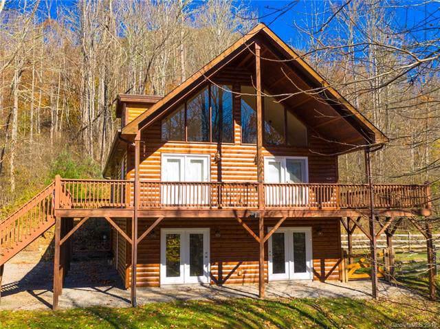 465 Blackberry Ridge Road, Burnsville, NC 28714 (#3566515) :: Homes Charlotte
