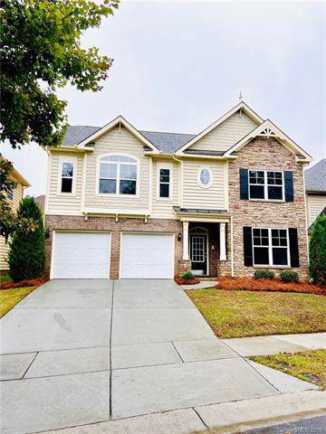 8340 Willow Branch Drive, Waxhaw, NC 28173 (#3566607) :: Carlyle Properties