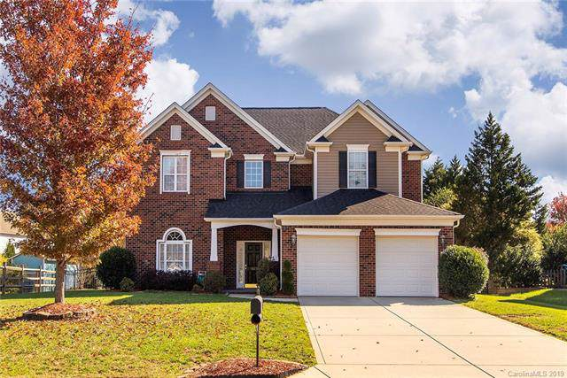 5823 Crimson Oak Court, Harrisburg, NC 28075 (#3566619) :: Team Honeycutt
