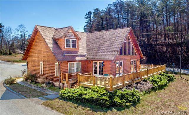 110 Bills Creek Road, Lake Lure, NC 28746 (#3566640) :: Caulder Realty and Land Co.