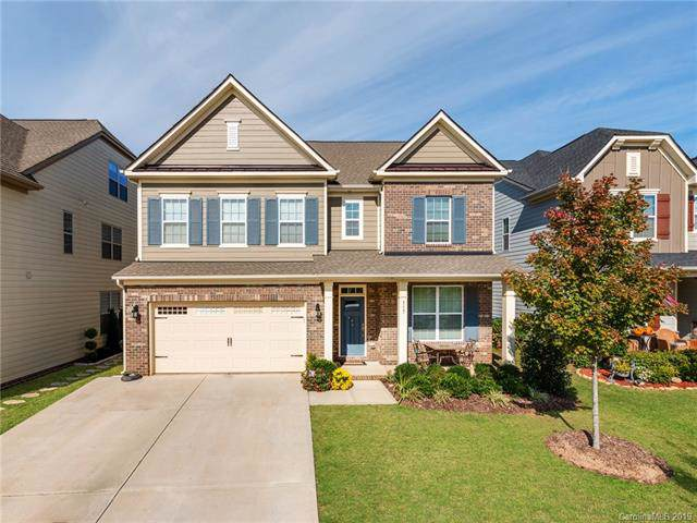 117 Creekside Crossing Lane, Mooresville, NC 28117 (#3566735) :: The Andy Bovender Team
