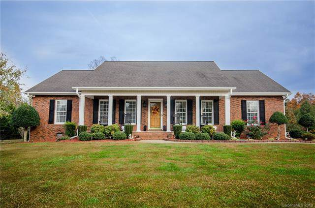160 Barringer Drive, Statesville, NC 28625 (#3566755) :: Carlyle Properties