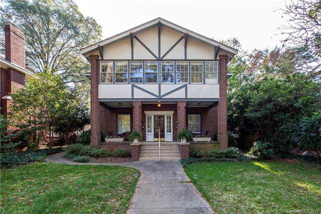 530 Lamar Avenue #3, Charlotte, NC 28204 (#3566759) :: Carlyle Properties
