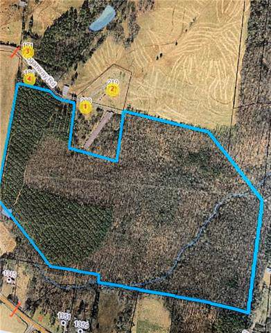 70.93 ac Loganway Road, Harmony, NC 28634 (#3566769) :: LePage Johnson Realty Group, LLC