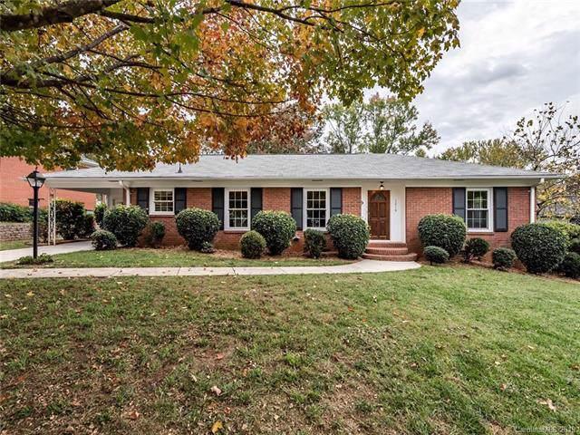 1210 Paddock Circle, Charlotte, NC 28209 (#3566826) :: Carlyle Properties