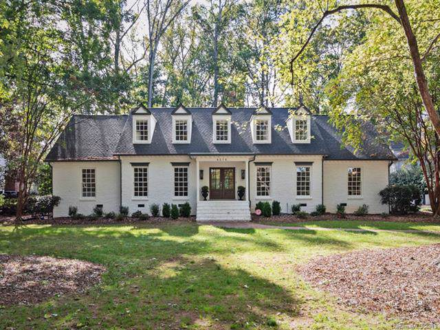 4216 Belknap Road, Charlotte, NC 28211 (#3566845) :: Stephen Cooley Real Estate Group