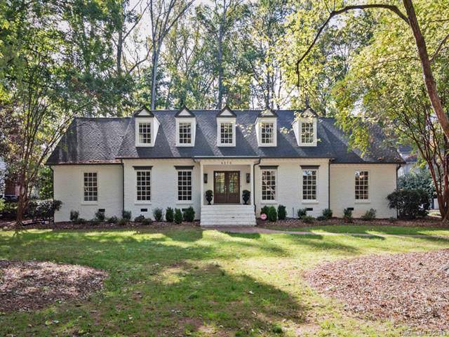 4216 Belknap Road, Charlotte, NC 28211 (#3566845) :: Cloninger Properties