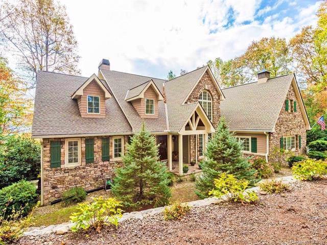 531 Hagen Drive, Hendersonville, NC 28739 (#3566905) :: MartinGroup Properties