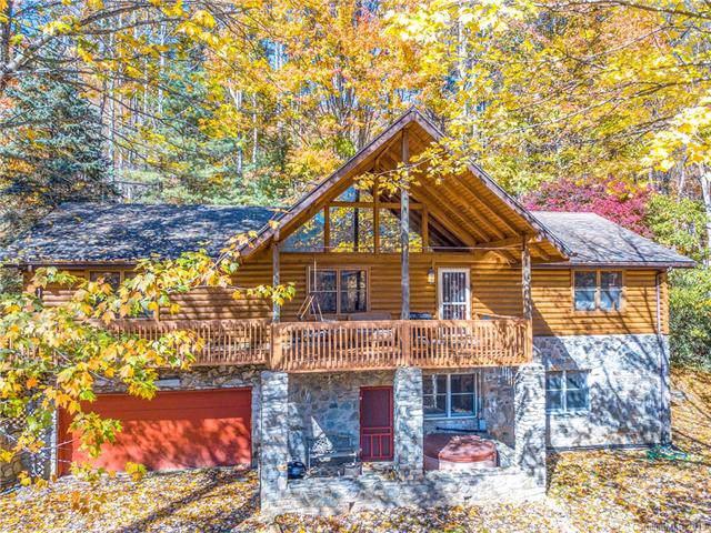 9 Cataloochee Lane, Waynesville, NC 28785 (#3566914) :: Carolina Real Estate Experts