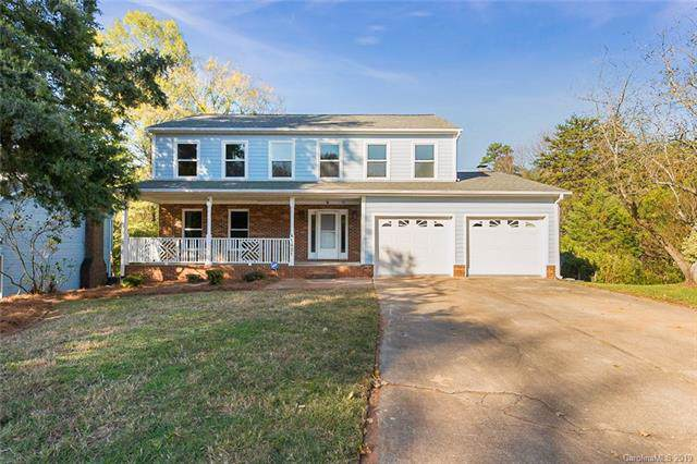 1421 Brittle Creek Drive, Matthews, NC 28105 (#3566919) :: Zanthia Hastings Team
